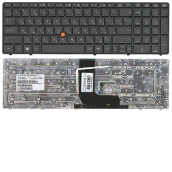 Клавиатура за HP EliteBook 8560W product