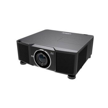 Проектор Vivitek DU6771, DLP, WUXGA (1920x1200), 3000:1, 6500 lm, 2x HDMI, VGA, DVI-D, RJ-45, USB, черен image