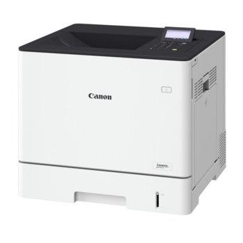 Лазерен принтер Canon i-SENSYS LBP712Cx, цветен, 600 x 600 dpi, 38 стр/мин, LAN1000, USB, A4 image