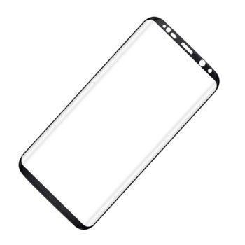 Протектор от закалено стъкло /Tempered Glass/ 9D, за Samsung J6 Plus lite image