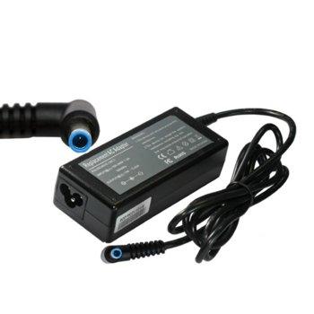 Захранване (заместител) за лаптоп DELL 19.5V 4.62A 90W 4.5mmx3mm с централен пин image