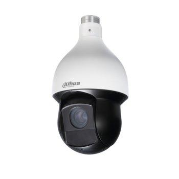 HDCVI PTZ камера Dahua SD59430I-HC, куполна, 4 Mpix(2592×1520@25fps), 4.5mm~135mm обектив, IR осветеност(до 100 метра), външна IP66 защита image