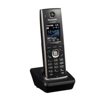 """Безжичен телефон Panasonic KX-TPА60, 1.8""""(4.57 cm) LCD дисплей, черен image"""