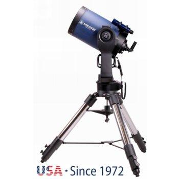 Телескоп Meade LX200 12F/10 ACF, 8x50 mm с решетка с кръстче оптично увеличение, 305mm диаметър на лещата, 3048mm фокусно разстояние image