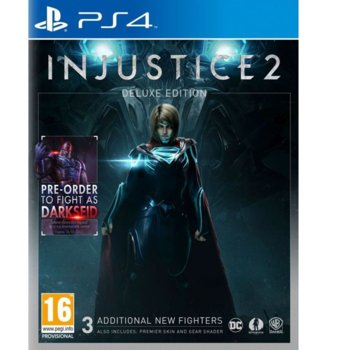 Injustice 2 Deluxe Edition product