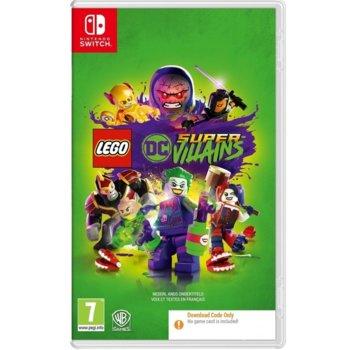 Игра за конзола LEGO DC Super-Villains - Code in a Box, за Nintendo Switch image
