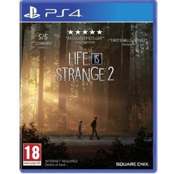 Игра за конзола Life Is Strange 2, за PS4 image