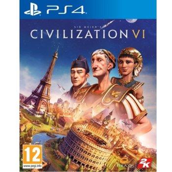 Игра за конзола Sid Meier's Civilization VI, за PS4 image