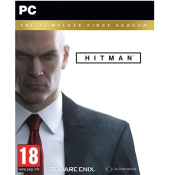 Hitman Complete First Season product