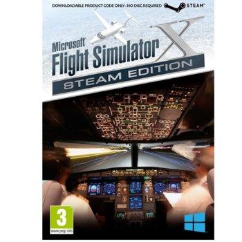 Flight Simulator X Steam  product
