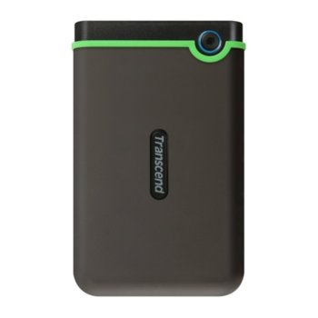 Transcend 2TB Slim StoreJet M3S Portable HDD product