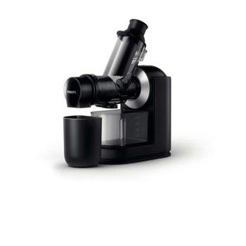 Сокоизтисквачка Philips HR 1889 / 70, 1.0 л. кана за пулп, QuickClean, 150W, черна image