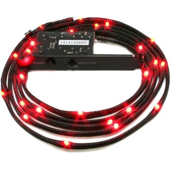 NZXT Sleeved LED Kit 2m Red product