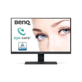 "Монитор BenQ GW2780E (9H.LGELB.FBE), 27"" (68.58 cm) IPS панел, Full HD, 5ms GTG, 20000000:1, 250cd/m2, DisplayPort, HDMI, VGA image"