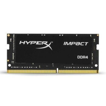 Памет 32GB DDR4 2933MHz, SO-DIMM, Kingston HyperX IMPACT HX429S17IB/32, 1.2V image