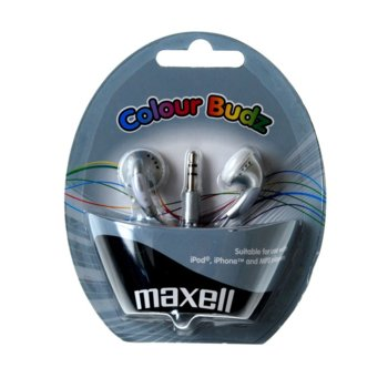 MAXELL color BUDS тапи (Silver) product