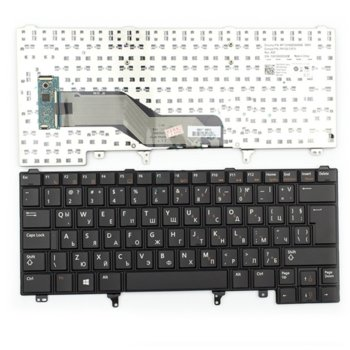 Клавиатура за Latitude E6320/330/420/430 XT3 US/UK product