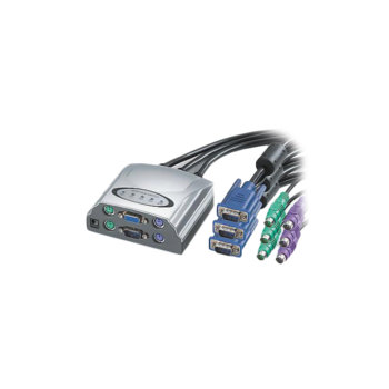 Roline Adapter Switch 4PC-1x KVM, Electronic image