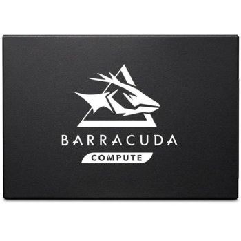 "Памет SSD 480GB, Seagate Barracuda Q1, SATA 6Gb/s, 2.5""(6.35 cm), скорост на четене 550 MB/s, скорост на запис 500 MB/s image"