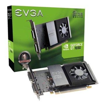 EVGA GeForce GT 1030 SC 2GB GDDR5 02G-P4-6338-KR product