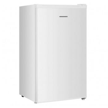 Хладилник Heinner HF-N91F+, клас F, 91 л. общ обем, свободностоящ, 107 kWh/годишно, механичен контролен панел, LED светлина, бял image