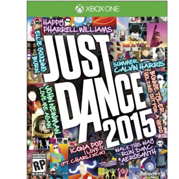 Just Dance 2015 product