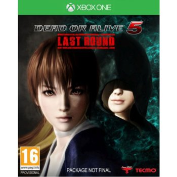 Dead or Alive 5: Last Round product