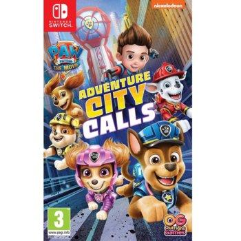 Игра за конзола PAW Patrol: Adventure City Calls, за Nintendo Switch image