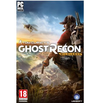 Tom Clancys Ghost Recon: Wildlands product