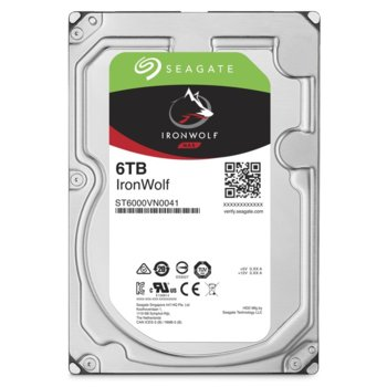 Seagate Ironwolf (ST6000VN0041) product