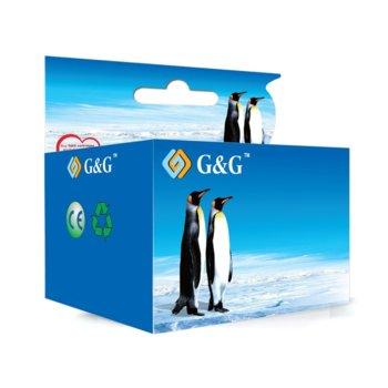 ГЛАВА ЗА HP Officejet Pro 8100/8600 series - High Black- CN045AE - (950XL) Pigment - P№ NP-H-0950XLBK -D(PG) - G&G - Неоригинален Заб.: 2300k image