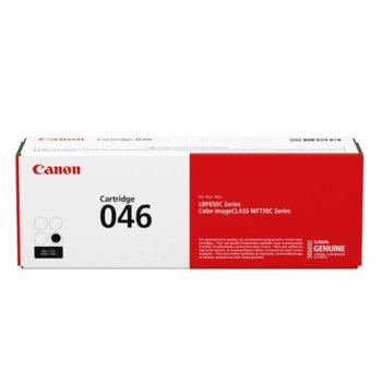КАСЕТА ЗА Canon i-SENSYS LBP650 - Cartridge Black - 1250C002AA P№ CRG-046 - заб.: 2300k image