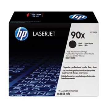 HP 90X (CE390XD) Black product