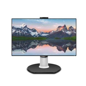 """Монитор Philips 329P9H, 31.5"""" (80.01 cm) IPS панел, Ultra HD, 5ms, 50000000:1, 350 cd/m2, DisplayPort, HDMI image"""