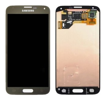 LCD Samsung Galaxy S5 touch Gold Original 96852 product