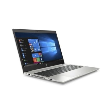 "Лаптоп HP ProBook 450 G7 (6YY26AV_32194380)(сребрист), четириядрен Comet Lake Intel Core i5-10210U 1.6/4.2 GHz, 15.6"" (39.62 cm) Full HD Anti-Glare Display, (HDMI), 8GB DDR4, 512GB SSD, 1x USB 3.1 Type-C, Free DOS  image"