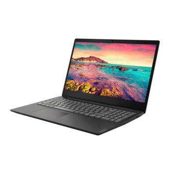 "Лаптоп Lenovo ideapad S145-15IWL (81MV004LBM), двуядрен Whiskey Lake Intel Pentium Gold 5405U 2.30 GHz, 15.6"" (39.62 cm) Full HD TN Anti-Glare Display, (HDMI), 4GB DDR4, 1TB HDD, 2x USB 3.0, Free DOS, 1.85 kg  image"