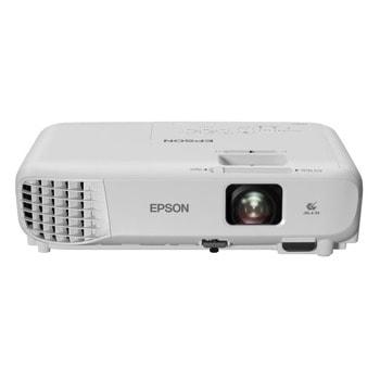 Проектор Epson EB-X06, 3LCD, XGA (1024 x 768), 16,000:1, 3600 lm, HDMI, USB Type A, USB Type B, VGA image