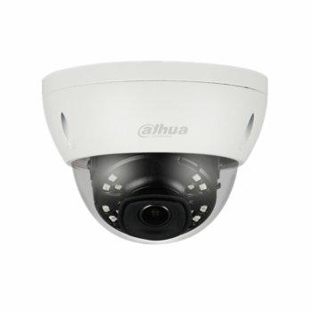 IP камера Dahua IPC-HDBW4431E-ASE-0360B, куполна камера, 4MPix(2688×1520@25fps), 2.8mm обектив, H.265+/H.265/H.264+/H.264, IR осветеност (до 30 метра), външна IP67, IK10, PoE, RJ-45, Mirco SD слот image