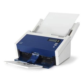 Скенер Xerox DocuMate 6460 100N03243, 600 dpi, A4, 65 ppm, двустранно сканиране, ADF, USB 3.0 image