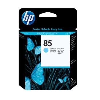ГЛАВА HP DesignJet 30/130 series - Light cyan ink - P№ C9428A - заб.: 69ml image