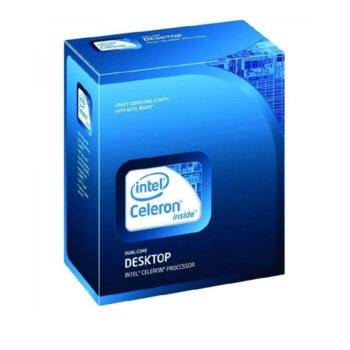 Процесор Intel Celeron G3900 двуядрен (2.8GHz, 2MB Cache, 350MHz-950MHz GPU, LGA1151) BOX, с охлаждане image