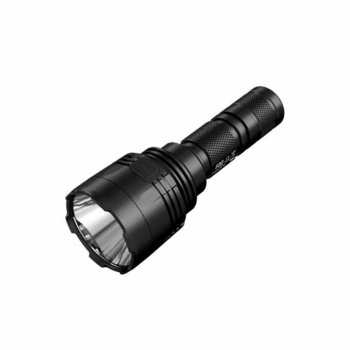 Фенер Nitecore P30, 2x CR123A батерии, 1000 lumens, удароустойчив, водоустойчив, за открито, черен image