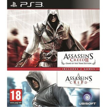 Assassin's Creed + Assassin's Creed 2 product