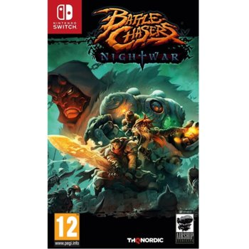 Battle Chasers: Nightwar product