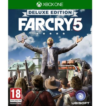 Far Cry 5 Deluxe Edition product