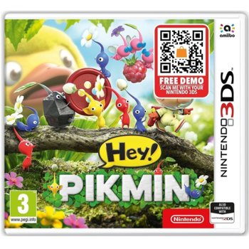 Hey Pikmin product