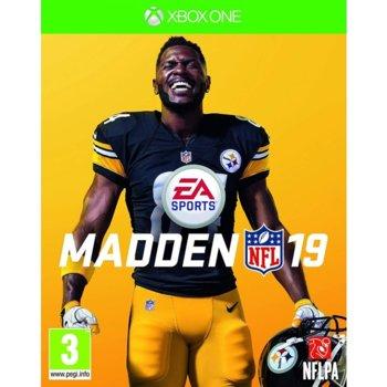 Игра за конзола Madden NFL 19, за Xbox One image