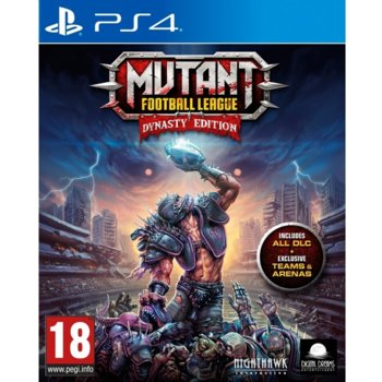 Игра за конзола Mutant Football League: Dynasty Edition, за PS4 image