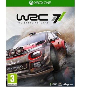Игра за конзола WRC 7, за Xbox One image